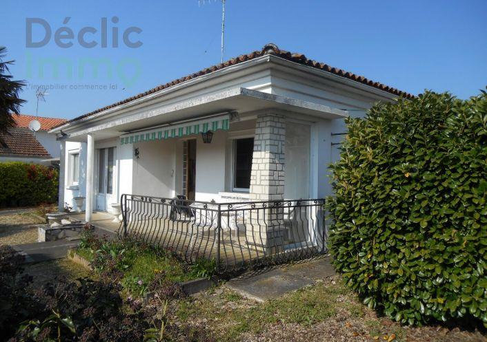 A vendre Maison Chaniers   Réf 1700614735 - Déclic immo 17