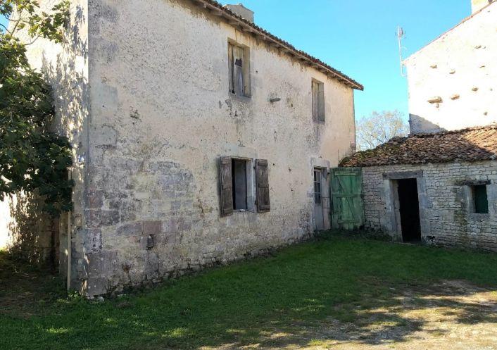 A vendre Maison Saint Jean D'angely   Réf 1700614845 - Déclic immo 17