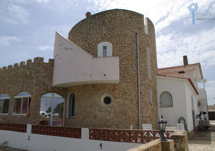 A vendre Maison en marina Santa Margarida Roses | R�f 3438034207 - Comptoir immobilier de france prestige