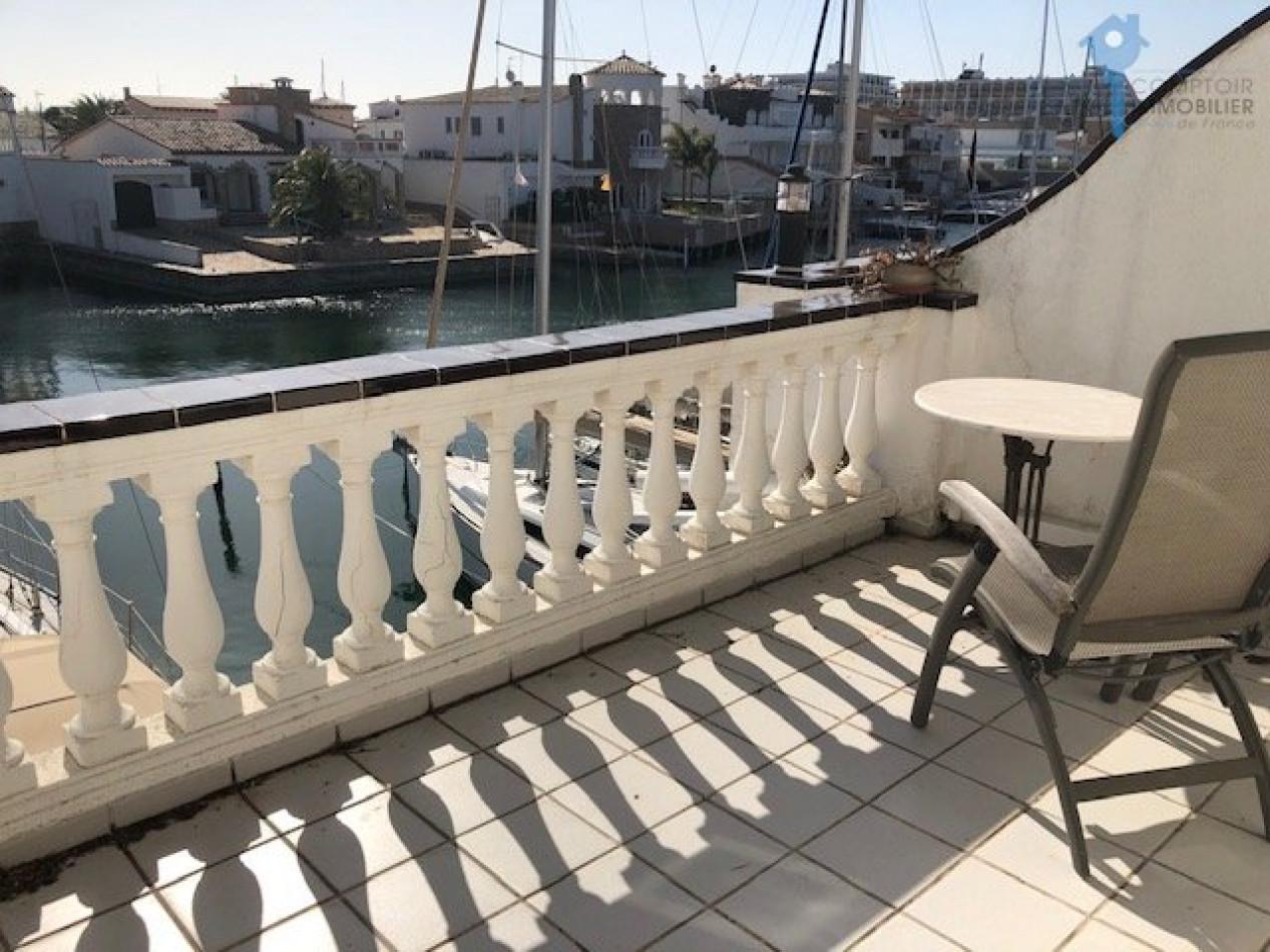 A vendre Empuriabrava 3438036781 Comptoir immobilier de france prestige