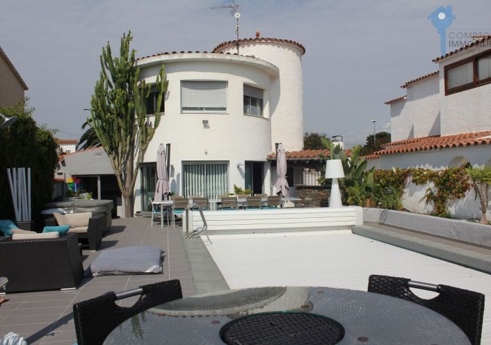 A vendre Maison en marina Empuriabrava | R�f 3438038866 - Comptoir immobilier de france prestige