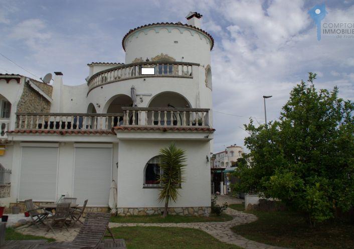 A vendre Maison en marina Empuriabrava | R�f 3438040920 - Comptoir immobilier de france prestige