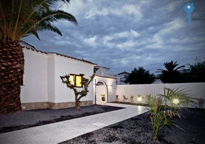 A vendre Maison en marina Empuriabrava | R�f 3438042270 - Comptoir immobilier de france prestige