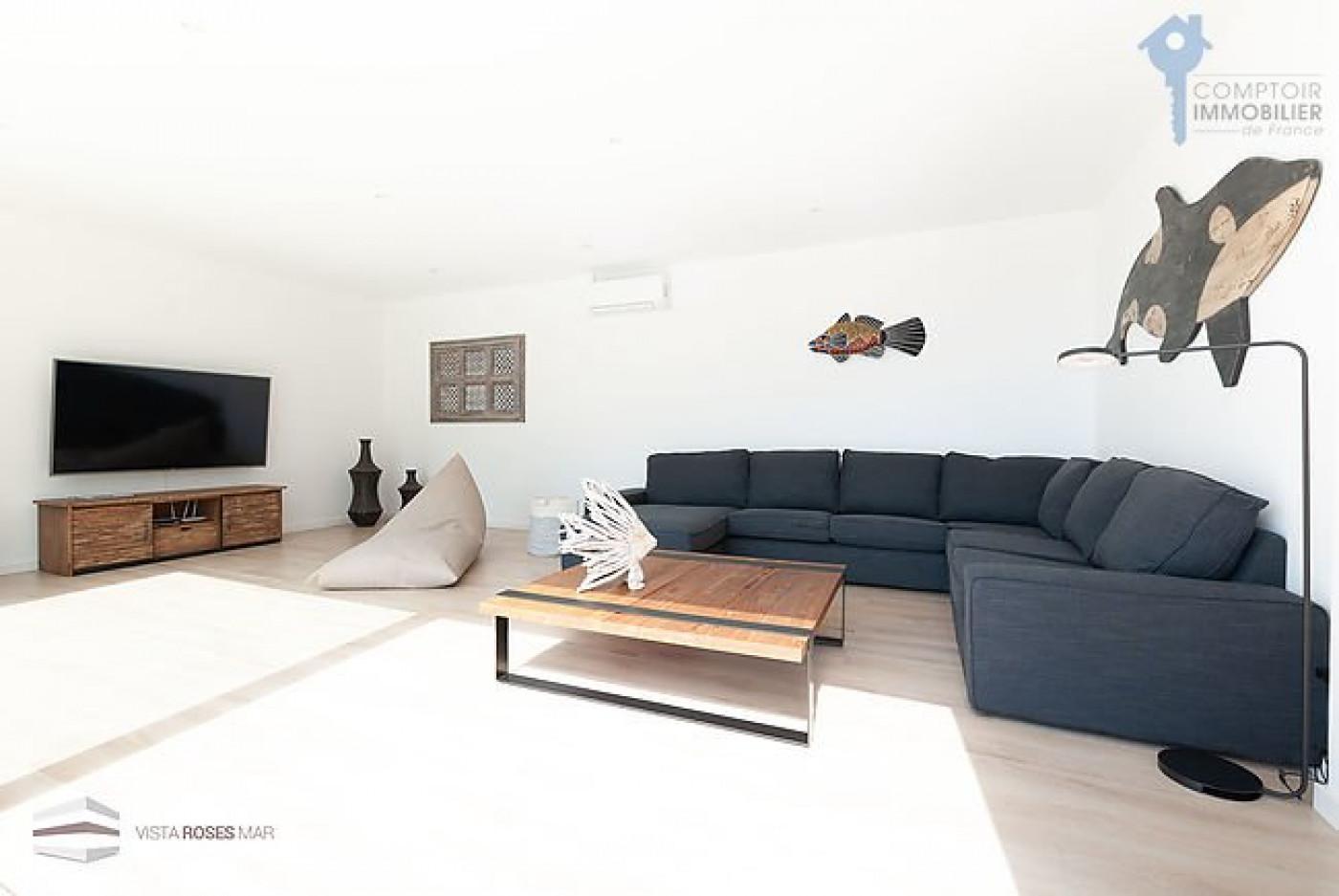 A vendre  Roses   Réf 3438045696 - Comptoir immobilier de france prestige