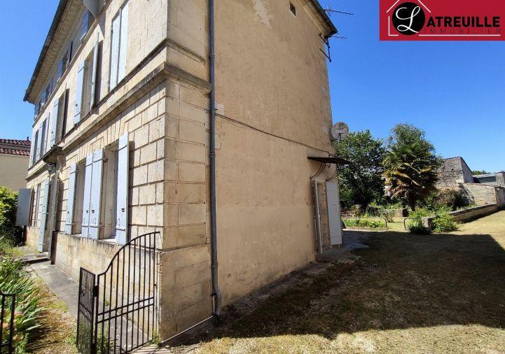 For sale Maison de ville Gemozac | R�f 1701111 - Latreuille immobilier
