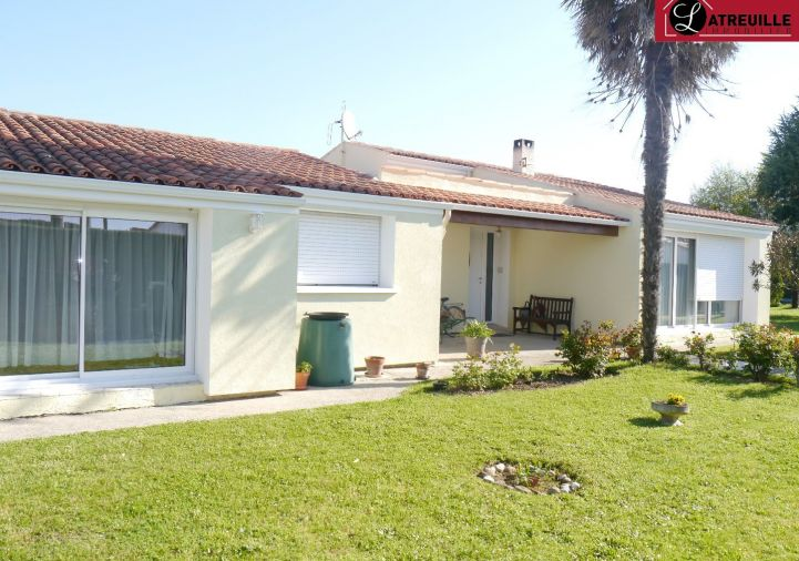 For sale Pavillon Gemozac | R�f 1701112 - Latreuille immobilier
