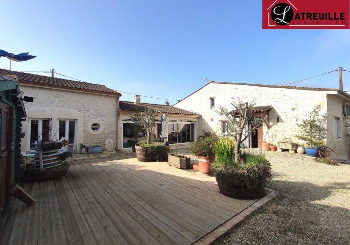 A vendre Maison de village Lorignac | R�f 1701120 - Latreuille immobilier