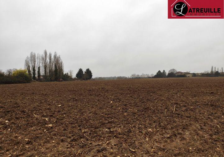 A vendre Terrain constructible Tesson | R�f 1701124 - Latreuille immobilier