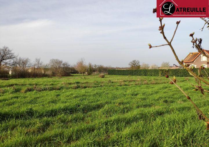 A vendre Terrain constructible Jazennes | R�f 1701134 - Latreuille immobilier
