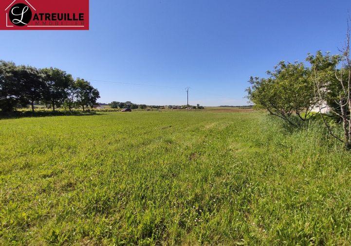 A vendre Terrain constructible Villars En Pons | R�f 170113 - Latreuille immobilier