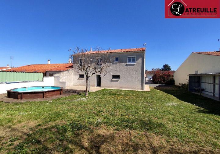 A louer Maison Pons   R�f 1701141 - Latreuille immobilier