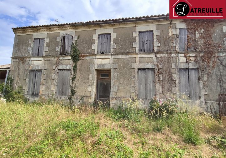 A vendre Maison Saint Andre De Lidon | R�f 1701152 - Latreuille immobilier