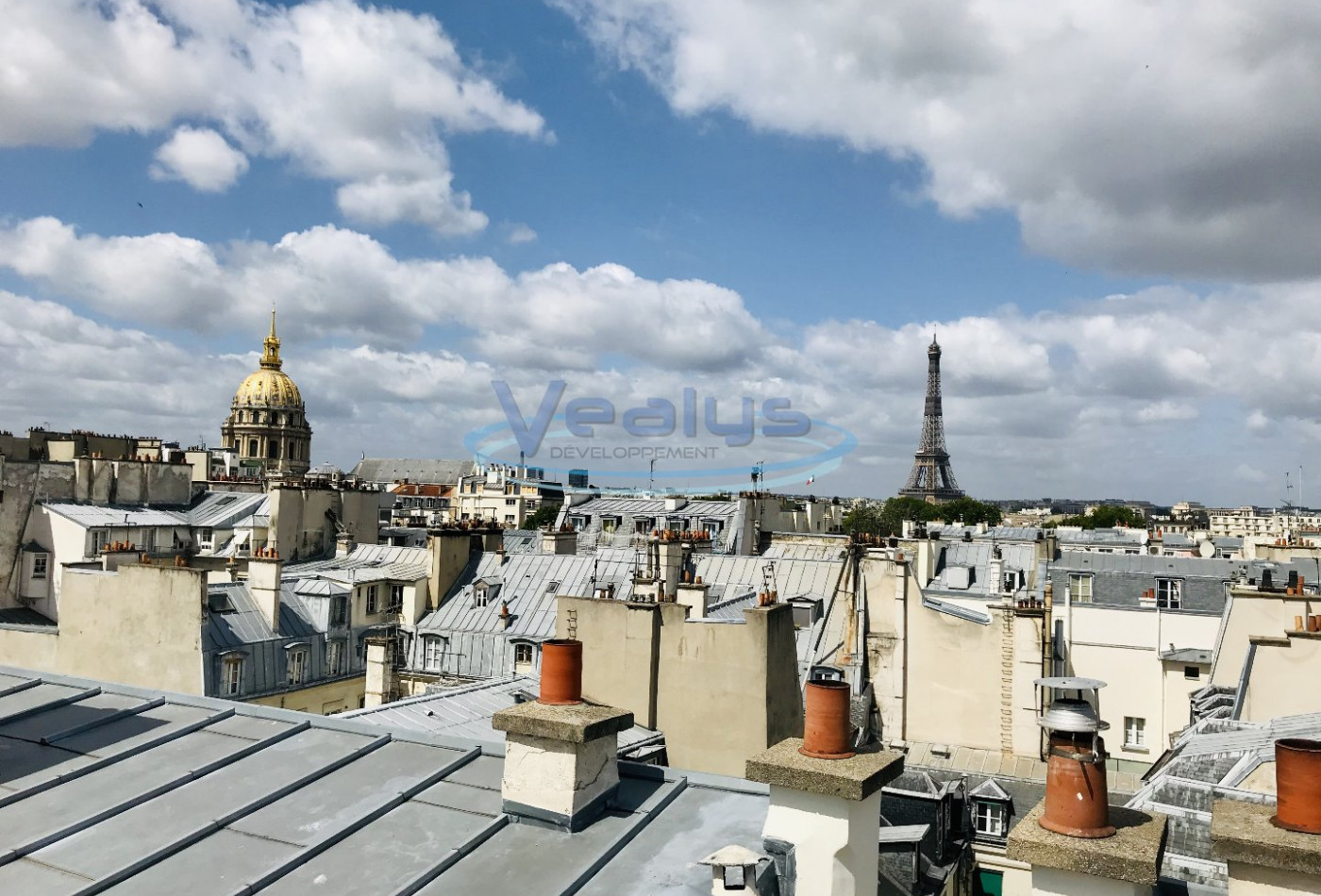 A vendre  Paris 7eme Arrondissement   Réf 060201786 - Vealys