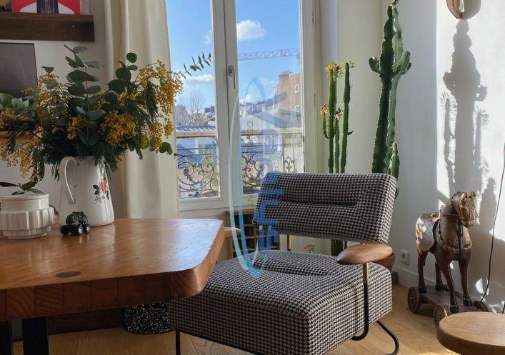 A vendre Appartement Paris 18eme Arrondissement | R�f 060201787 - Vealys