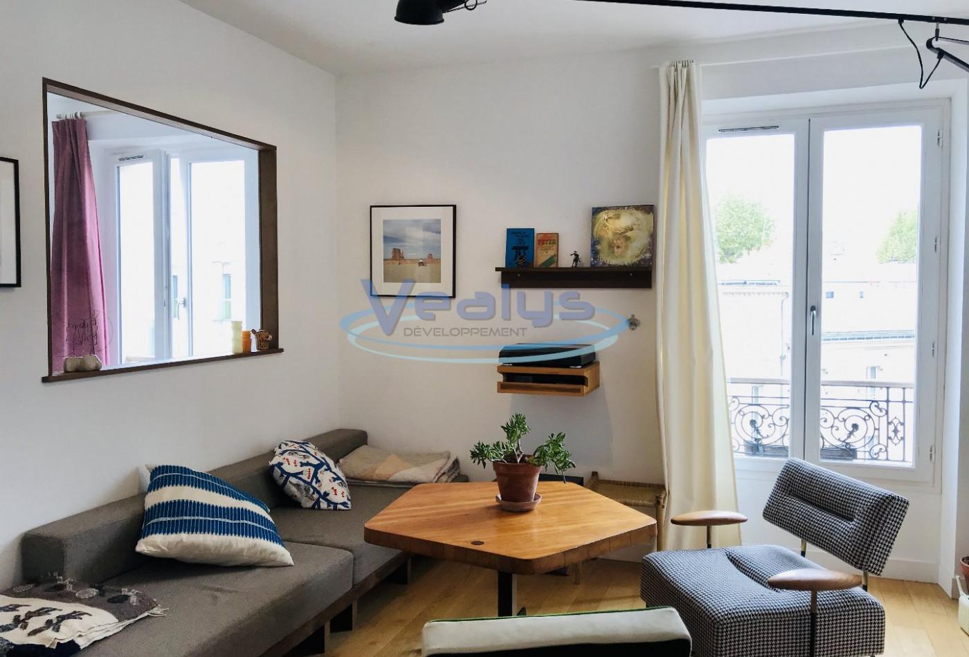 A vendre Paris 18eme Arrondissement 060201787 Vealys
