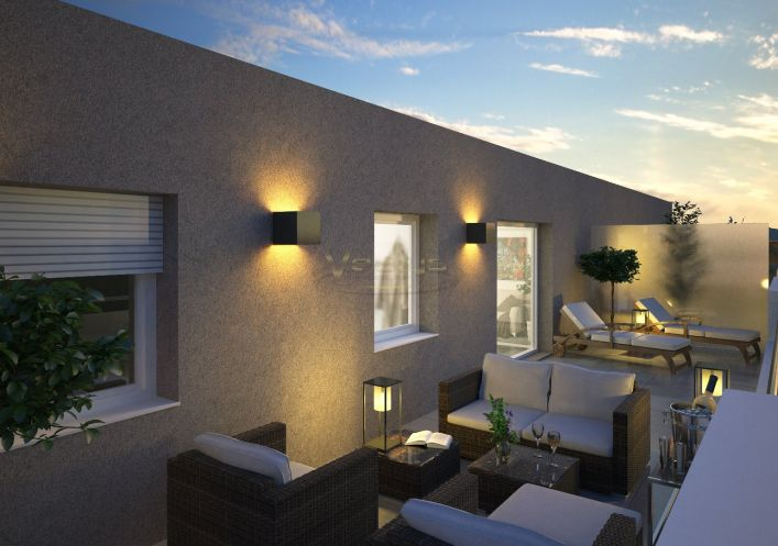 A vendre Appartement terrasse Dijon   R�f 210093317 - Vealys