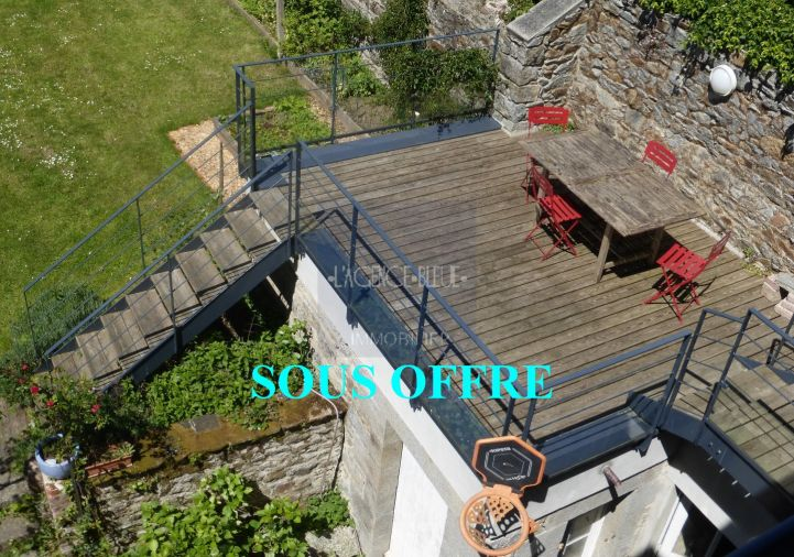 A vendre Maison de caract�re Saint Brieuc   R�f 22001222 - L'agence bleue