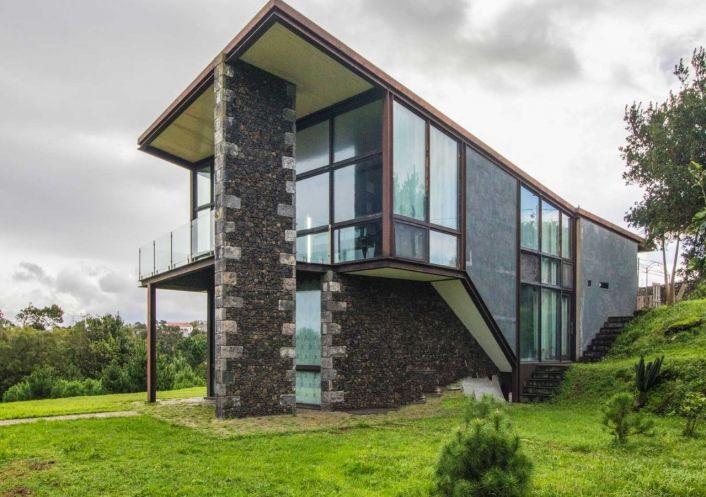 A vendre Villa d'architecte Ponta Delgada | R�f 2500648 - Convergences consulting