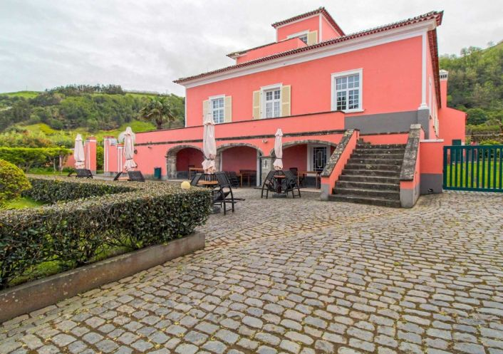A vendre Manoir Ribeira Grande | R�f 2500650 - Convergences consulting