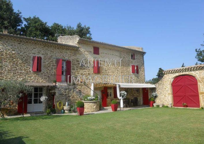 A vendre Mas Grignan | Réf 260011873 - Office immobilier arienti