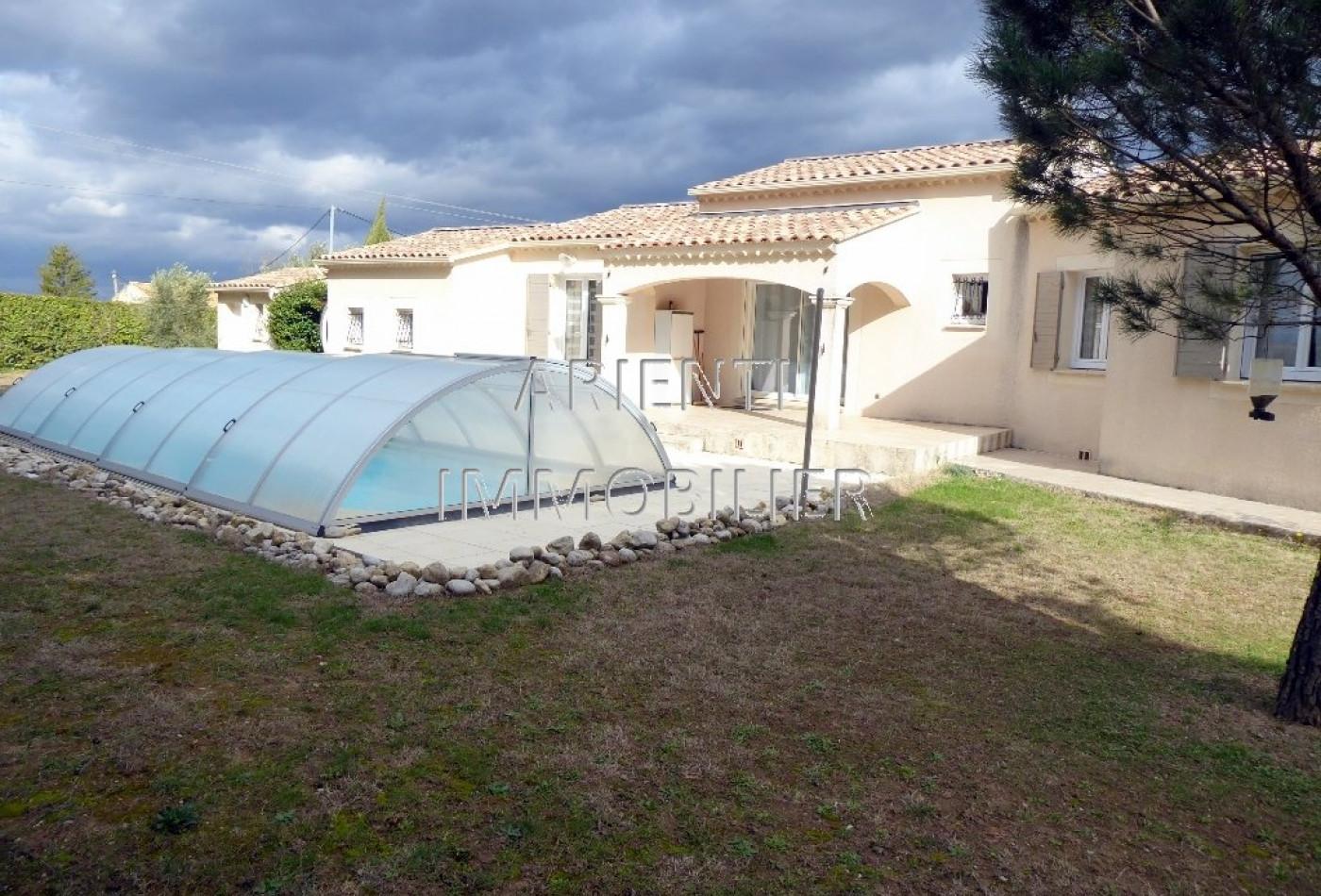 vente villa valreas, 125m² 5 pièces 388 000€