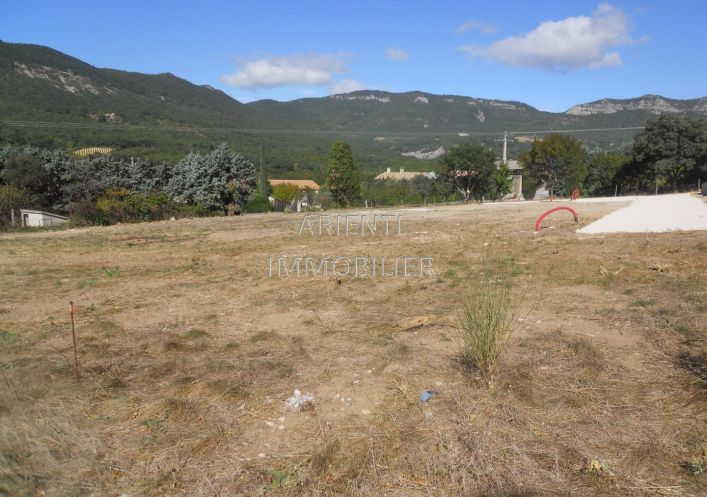 A vendre Terrain constructible Roche Saint Secret Beconne | Réf 260012893 - Office immobilier arienti