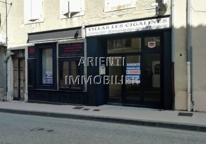 A vendre Local commercial La Begude De Mazenc | Réf 260013016 - Office immobilier arienti