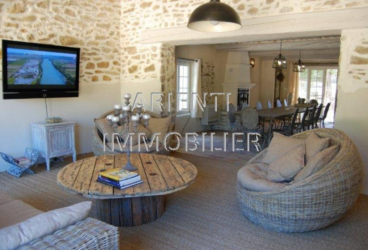 A vendre  Mornas | Réf 260013033 - Office immobilier arienti