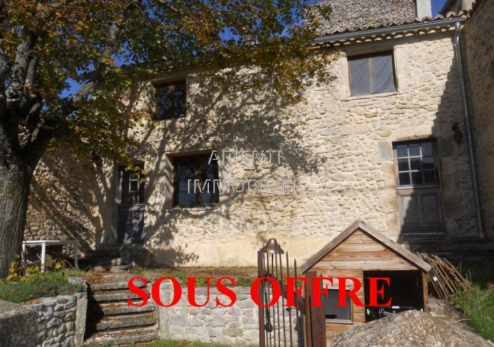 A vendre Maison en pierre Roche Saint Secret Beconne | Réf 260013223 - Office immobilier arienti