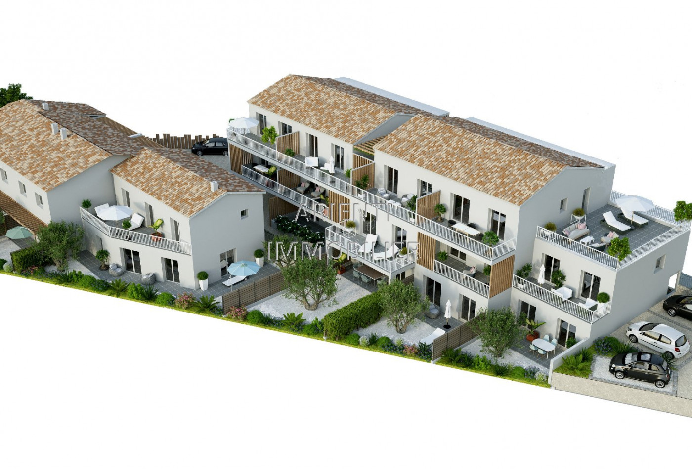 A vendre Cleon D'andran 260013256 Office immobilier arienti