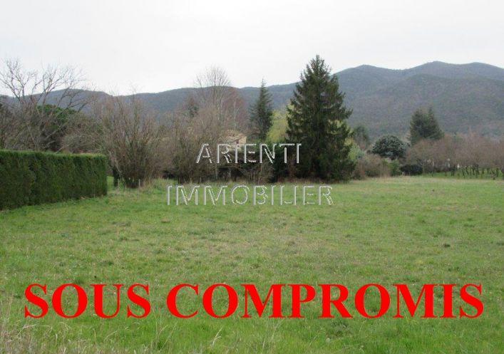A vendre Terrain constructible Le Poet Laval | Réf 260013331 - Office immobilier arienti