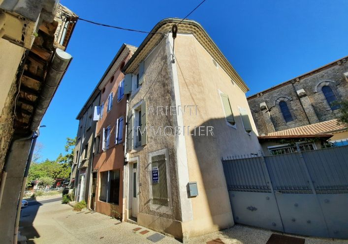 A louer Maison de village La Begude De Mazenc | Réf 260013364 - Office immobilier arienti