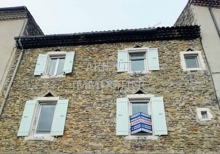 A vendre Maison de village La Begude De Mazenc | Réf 260013484 - Office immobilier arienti