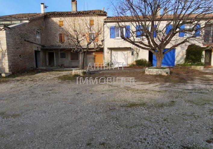 A vendre Ferme Taulignan | Réf 260013509 - Office immobilier arienti
