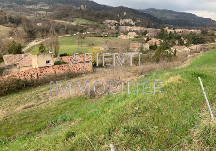 A vendre Terrain constructible Bourdeaux | Réf 260013557 - Office immobilier arienti