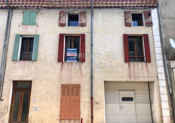 A vendre Maison de village La Begude De Mazenc   Réf 260013573 - Office immobilier arienti