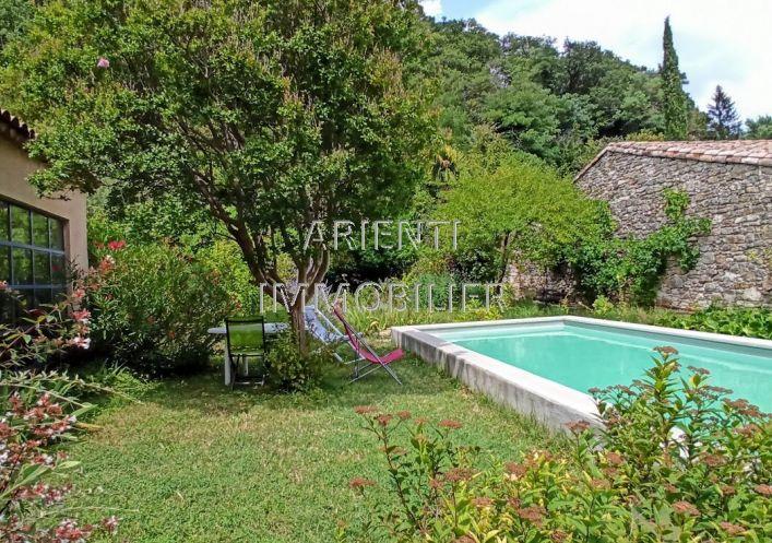 A vendre Maison de village La Begude De Mazenc | Réf 260013630 - Office immobilier arienti