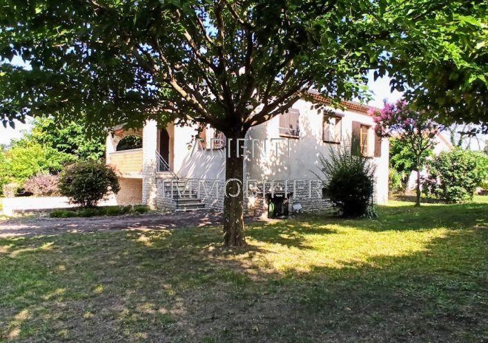 A vendre Villa La Begude De Mazenc   Réf 260013637 - Office immobilier arienti