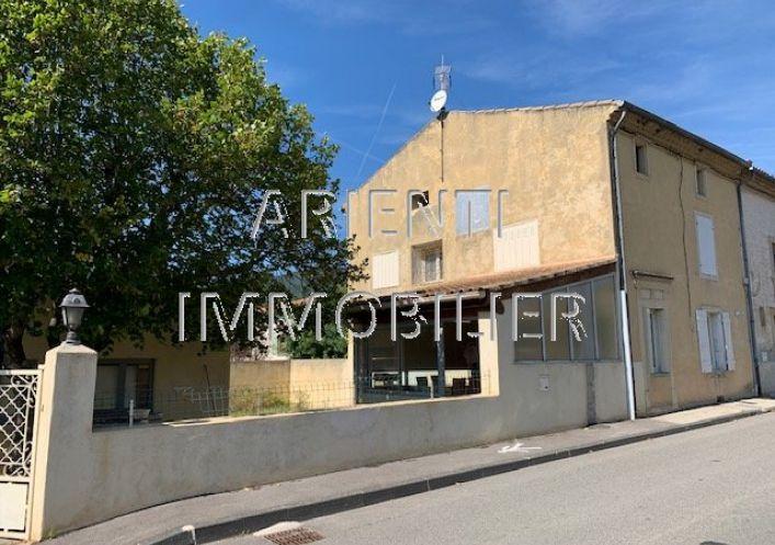 A vendre Maison de village Roche Saint Secret Beconne   Réf 260013666 - Office immobilier arienti