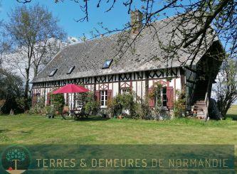 A vendre Maison normande Pont Audemer | Réf 270036491 - Portail immo