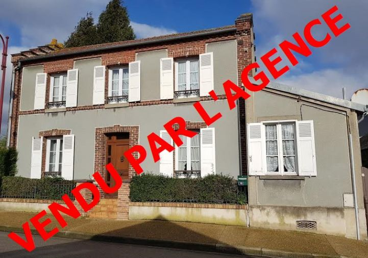 A vendre Maison Saint Clair Sur Epte | Réf 27013335 - Royal immobilier