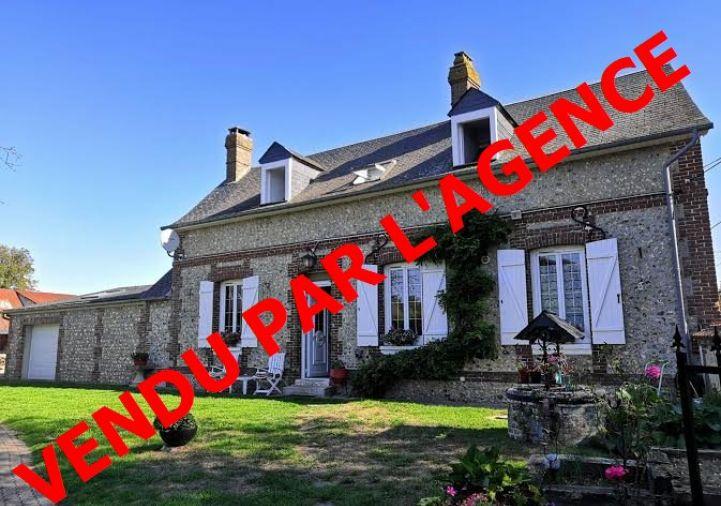 A vendre Maison Saint Clair Sur Epte   Réf 27013481 - Royal immobilier