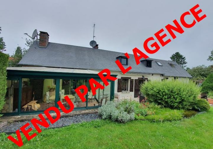 A vendre Maison Saint Clair Sur Epte   Réf 27013668 - Royal immobilier