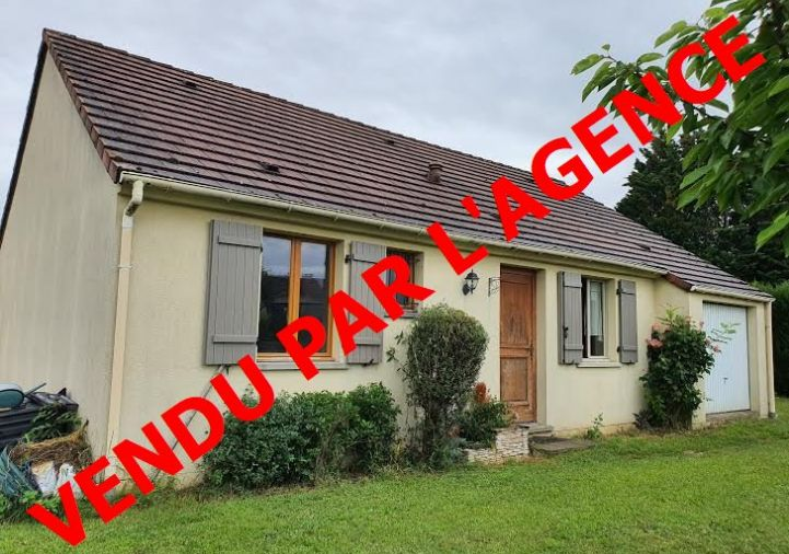A vendre Maison Saint Clair Sur Epte | Réf 27013674 - Royal immobilier