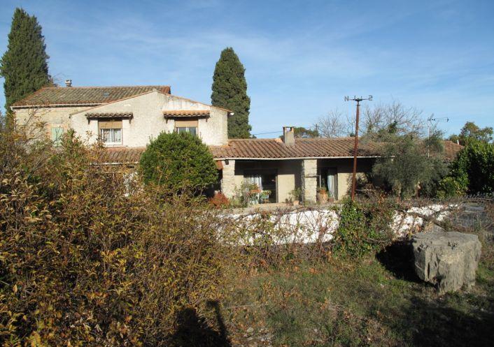 A vendre Saint Ambroix 300071203 Agence vigne