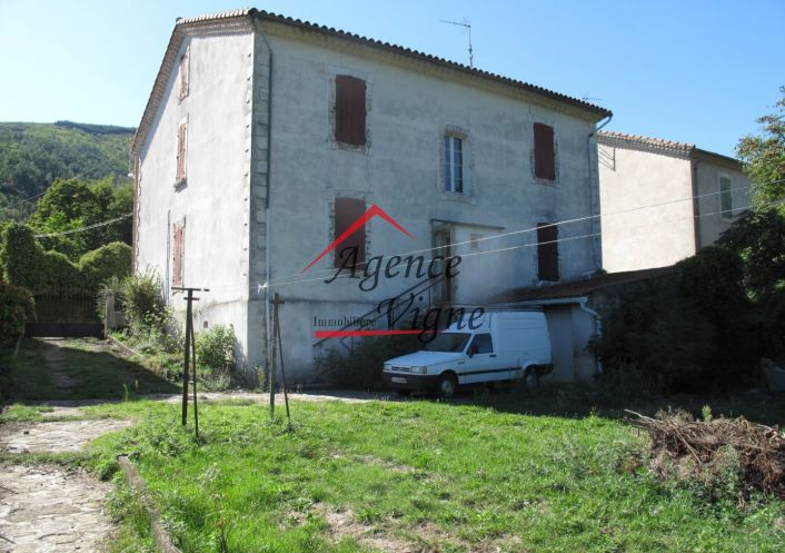 A vendre Le Martinet 300071352 Agence vigne