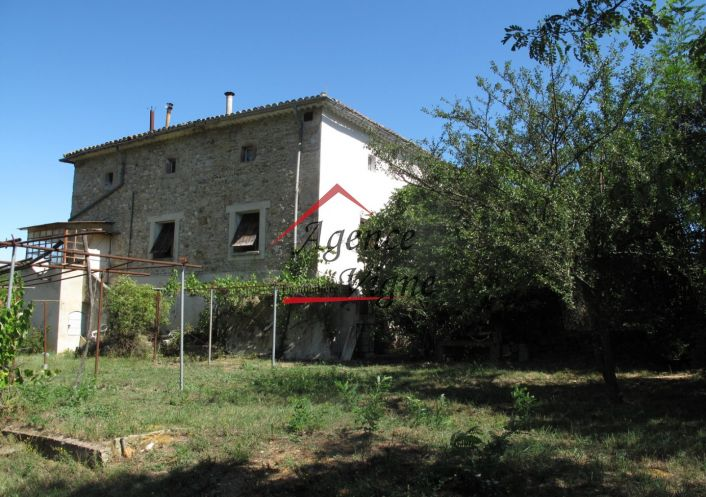 A vendre Robiac Rochessadoule 300071355 Agence vigne