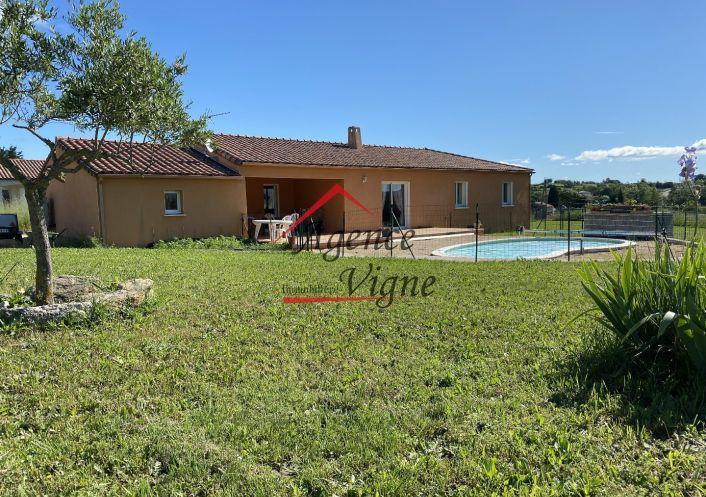 A vendre Saint Ambroix 300071378 Agence vigne