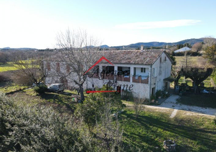 A vendre Saint Ambroix 300071401 Agence vigne