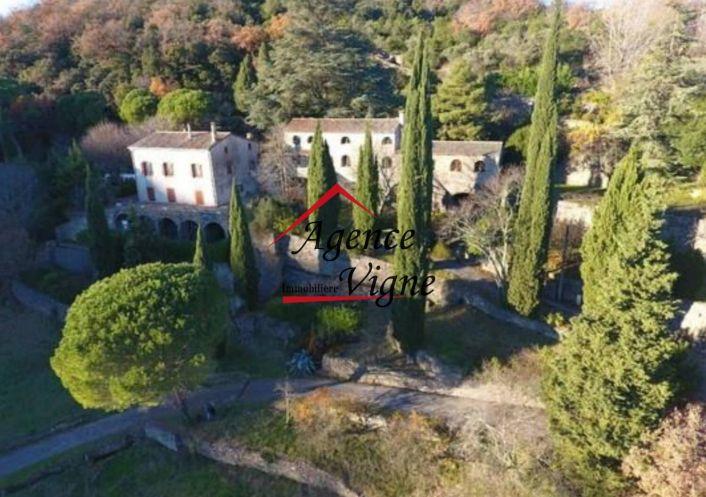 A vendre Saint Ambroix 300071402 Agence vigne
